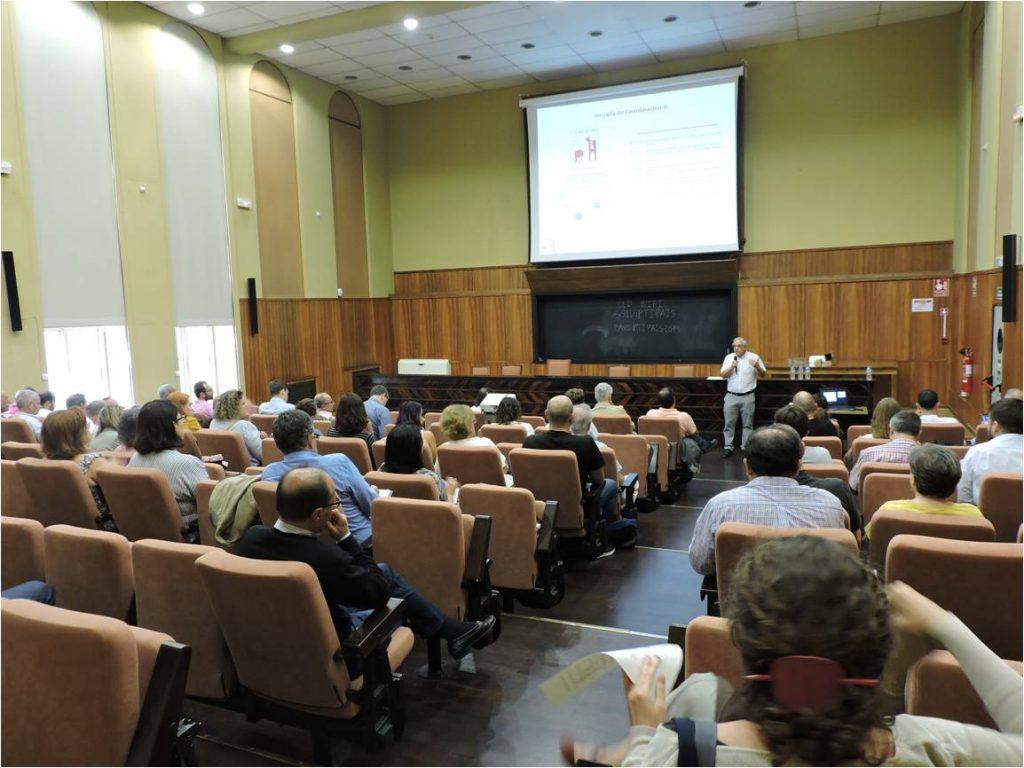 Intervención del Coordinador Adjunto del Área Global Sociedad, Dr. Ignacio Montero Ruiz