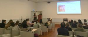 Conferencia interactiva realizada en el Bizkaia Aretoa de Bilbao por el grupo IBeA.